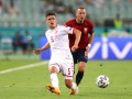 Чехия - Дания 1:2 видео голов и обзор матча четвертьфинала Евро-2020