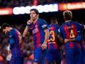 Барселона разгромила Севилью