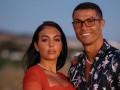 Невеста Криштиану Роналду поддержала его после болезни