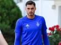 Основной вратарь Динамо опубликовал фото в гипсе