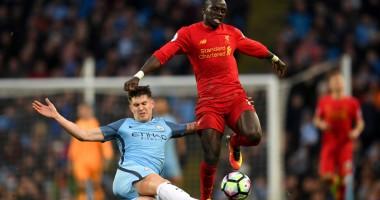 Манчестер Сити - Ливерпуль 1:1 Видео голов и обзор матча чемпионата Англии