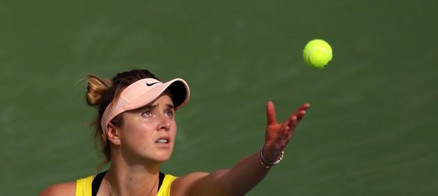 Брэди разгромила Свитолину в стартовом матче турнира в Дубае