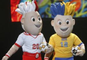 Посол Украины считает лучшими для талисманов Евро-2012 имена Славек и Славко