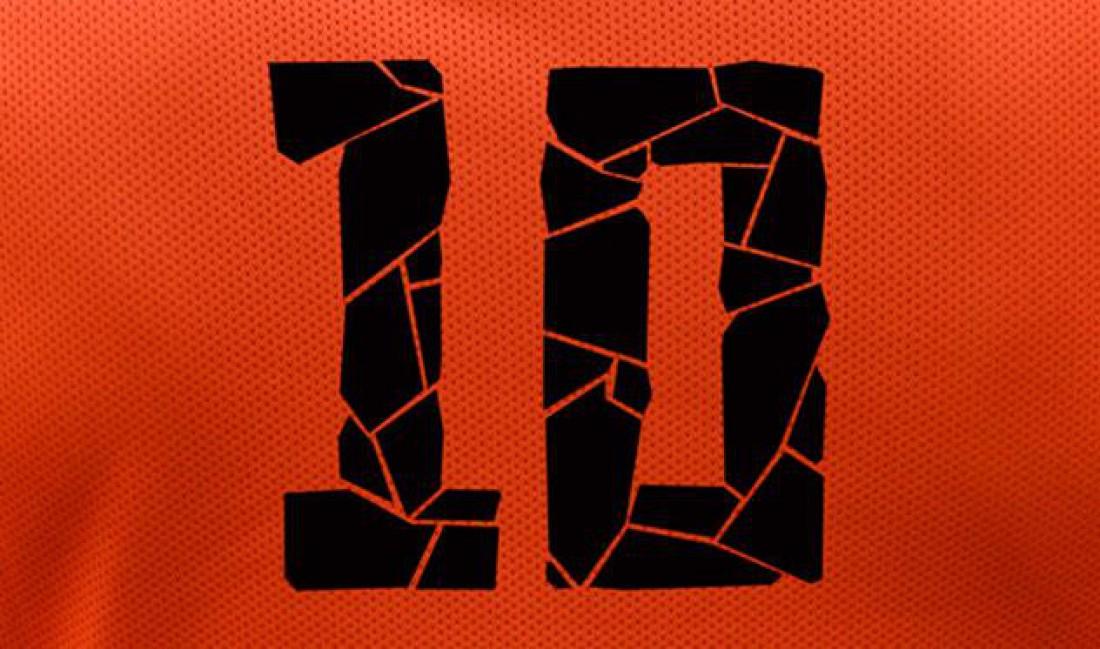 Номера на футболках Шахтера представлены в новом дизайне