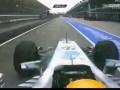 Ностальгия. Пилот Mercedes заехал на пит-стоп в McLaren