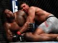 Оверим - Харрис: видео главного боя на UFC ON ESPN 8