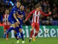 Лестер - Атлетико 1:1 Видео голов и обзор матча Лиги чемпионов