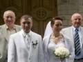Чемпионка мира по биатлону вышла замуж за депутата партии Свобода