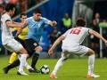 Копа Америка: Уругвай сенсационно сыграл вничью с Японией