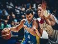 Форвард сборной Украины может продолжить карьеру в Лиге развития НБА