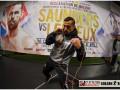 Лемье пообещал избавить боксерский мир от Сондерса