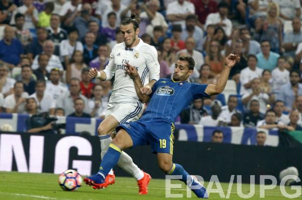 Реал сыграет против Сельты