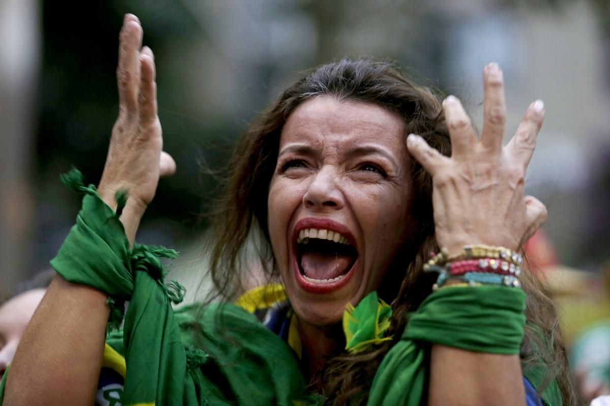 Фотогалерея бразильская истерика и