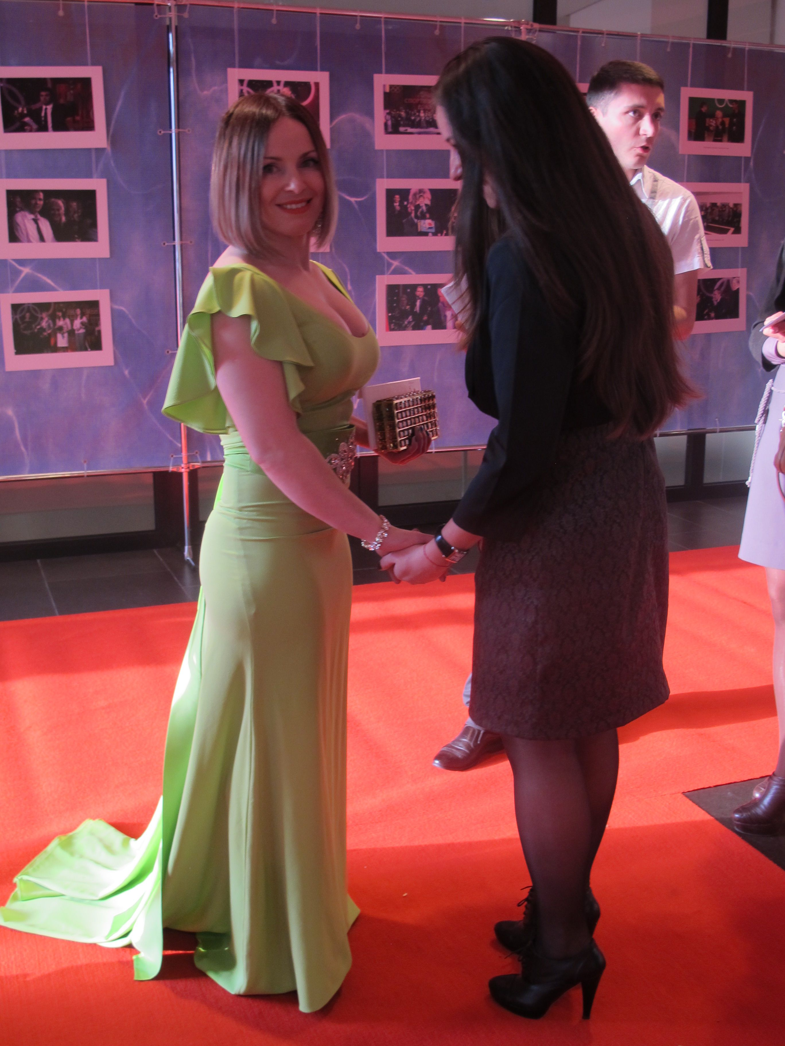 Олимпийская чемпионка по вольной борьбе Ирина Мерлени