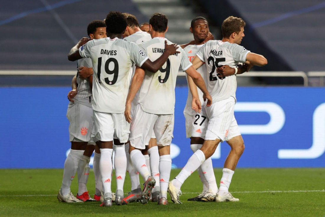 Барселона - Бавария: видео голов и обзор матча
