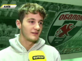 В Украине появился первый канадский футболист