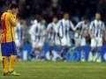Подарок Мадриду: Барселона проиграла Реал Сосьедаду