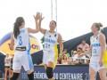 Сборная Украины пробилась в плей-офф чемпионата мира по баскетболу 3x3