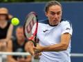 US Open: Долгополов снялся с турнира во время матча с Феррером