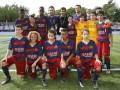 Детская команда Барселоны не захотела фотографироваться с легендой Реала