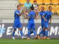 Украина минимально обыграла Турцию и вышла в полуфинал ЧЕ среди юношей