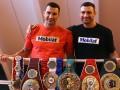 Владимир Кличко рассказал, когда впервые отказался драться против брата
