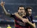 Дани Алвес покинет Барселону этим летом