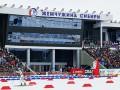 В Украине не покажут этап Кубка мира по биатлону в России