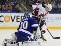 NHL: New Jersey Devils справились с Tampa Bay Lightning