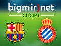 Барселона - Эспаньол 5:1 Онлайн трансляция матча чемпионата Испании