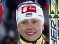 Биатлон: Хвостенко финишировала в очковой зоне