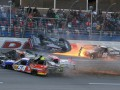 Видео самых жутких аварий года
