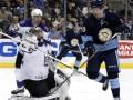 NHL: Питтсбург в овертайме справился с Лос-Анджелесом