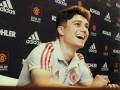 Новичок Манчестер Юнайтед: Эта команда - идеальное место для меня, чтобы развиваться