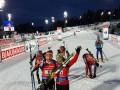 Биатлон: Украина обидно осталась без медали в первой гонке Кубка мира