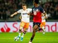 Лилль - Валенсия 1:1 видео голов и обзор матча ЛЧ