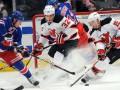 NHL: Дьяволы справились с Рейнджерами