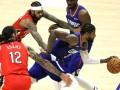 NBA: триллер Сакраменто и Портленда, уверенная победа Лейкерс