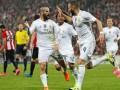 Дубль Бензема помог Реалу обыграть Атлетик