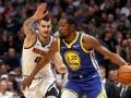 НБА: Голден Стэйт сильнее Денвера, Миннесота уступила Филадельфии