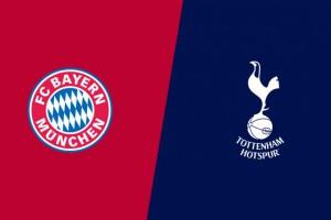 Бавария - Тоттенхэм: онлайн трансляция матча Лиги чемпионов