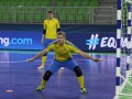 Сборная Украины по футзалу провела тренировку на центральной площадке Евро-2018