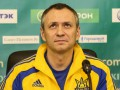 Тренер молодежной сборной Украины назвал имена будущих звезд отечественного футбола