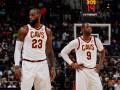 НБА: Кливленд одержал 10-ю победу подряд, Бостон взял верх над Филадельфией
