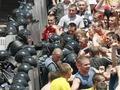 Суперкубок Украины: Соотношение милиции и фанатов - 1 к 12