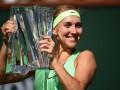 У россиянки Весниной забрали кубок, чтобы вручить Федереру