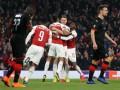 Арсенал - Ренн 3:0 видео голов и обзор матча ЛЕ
