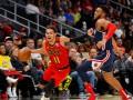 НБА: Атланта разгромила Вашингтон, Бостон уступил Новому Орлеану