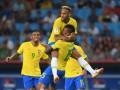 Бразилия - Мексика: статистика встреч