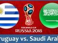 Уругвай – Саудовская Аравия 1:0 онлайн трансляция матча ЧМ-2018